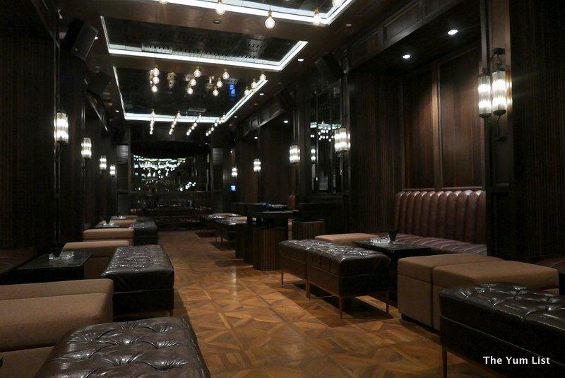 Saro Lounge, A Hidden Club in Pavilion Elite, KL