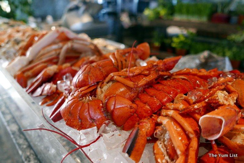 Brunch in Hong Kong, Cucina, Marco Polo Hongkong Hotel