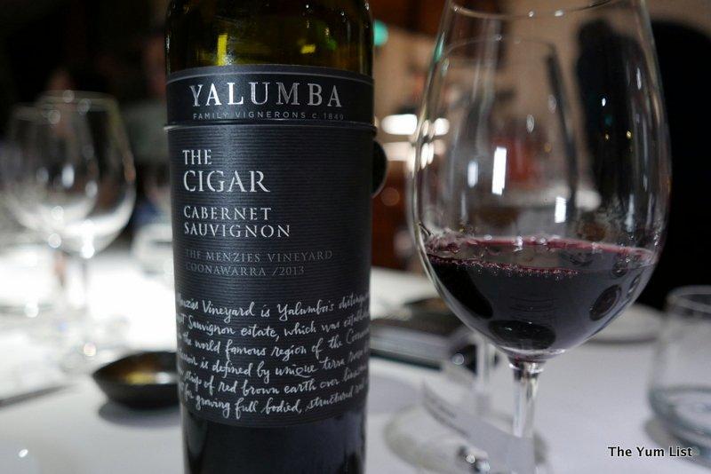 Yalumba Wine, Stoked KL