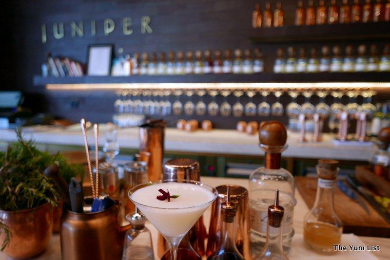 Juniper Bar, Andaz Delhi, Gin Bar New Delhi