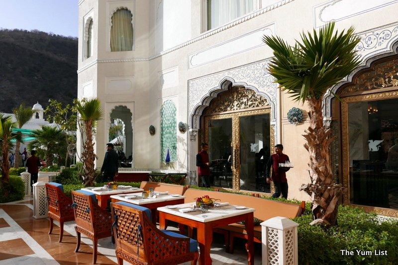Sukh Mahal, JW Marriott Jaipur Spa & Resort