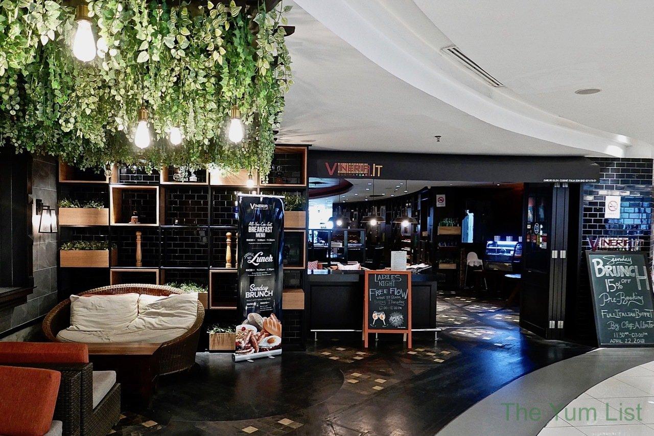Vineria IT, Italian Restaurant Bangsar