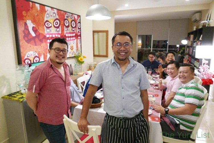 Dapur Mekwa Grub Club Kelantanese food KL
