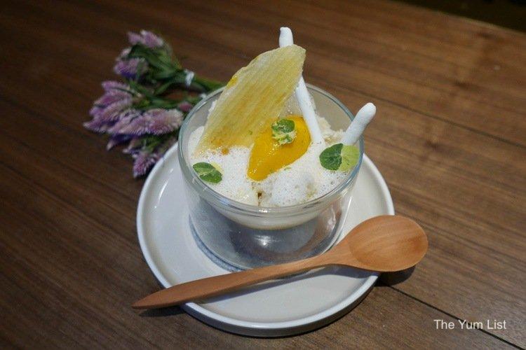 Entier, Alila Bangsar, French Restaurant