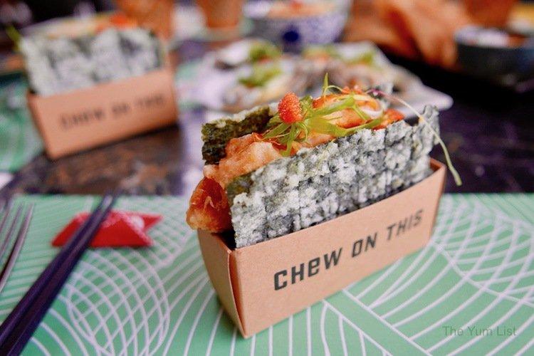 Mr Chew's Chino Latino Bar Sunday Brunch