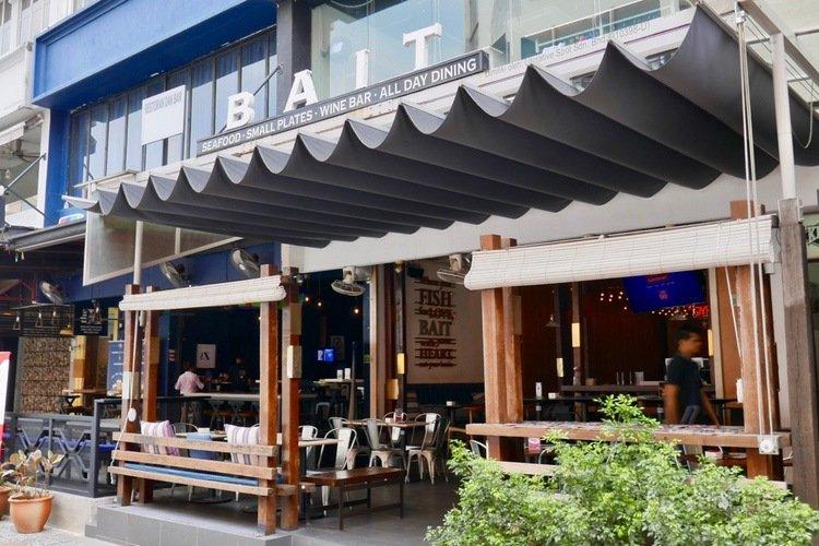 Bait Bangsar, seafood restaurants KL