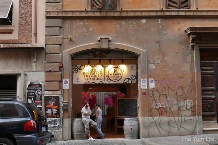 'Na Biretta Social Club