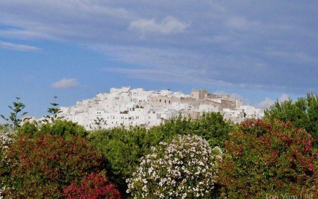 Living Apulia