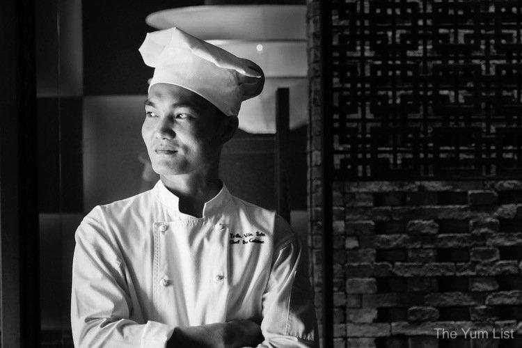 Chef Tran Van Son