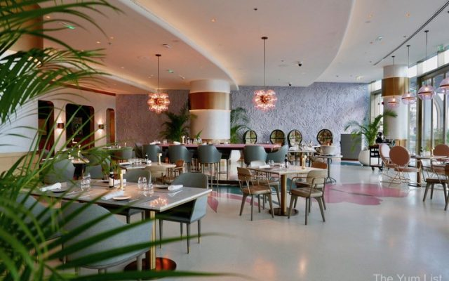 Pierre's Bistro & Bar, InterContinental Dubai – Festival City