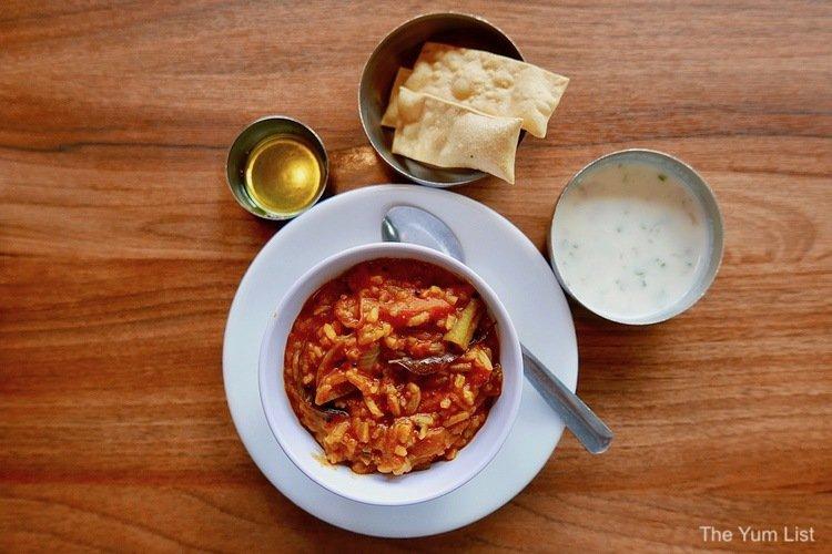 MTR, Indian Vegetarian Restaurant, Brickfields