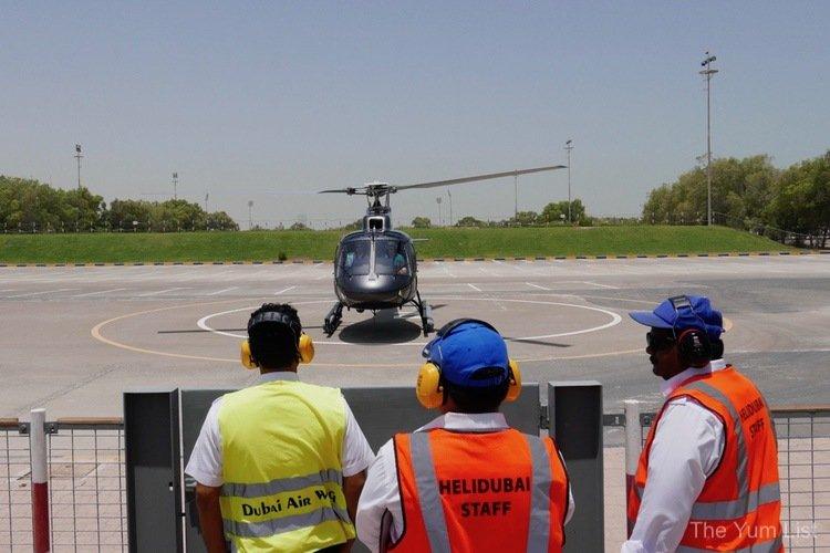HeliDubai, Helicopter Tours Dubai