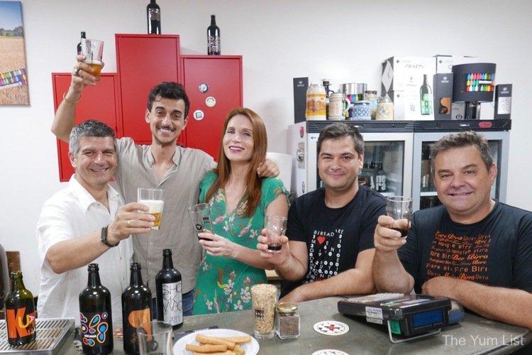 Birradamare, Craft Italian Beer, Rome