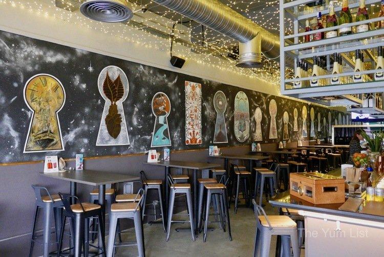 Knowhere Bangsar, cocktail bar