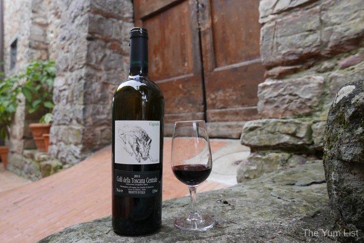 Castello di Querceto, Chianti Classico, Tuscany