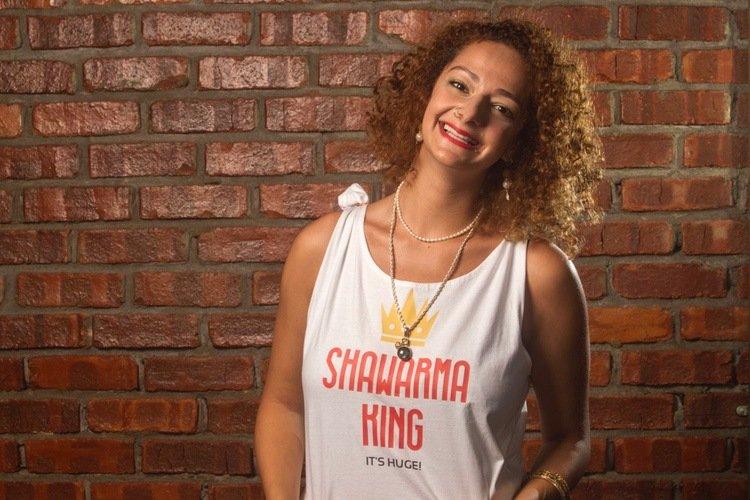 Sara Kwaider owner Shawarma King Bangsar