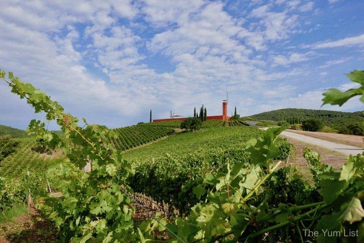 Rocca di Frassinello, Marrema Tuscany