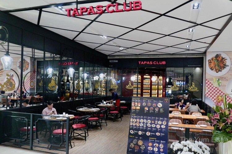 Tapas Club Kuala Lumpur