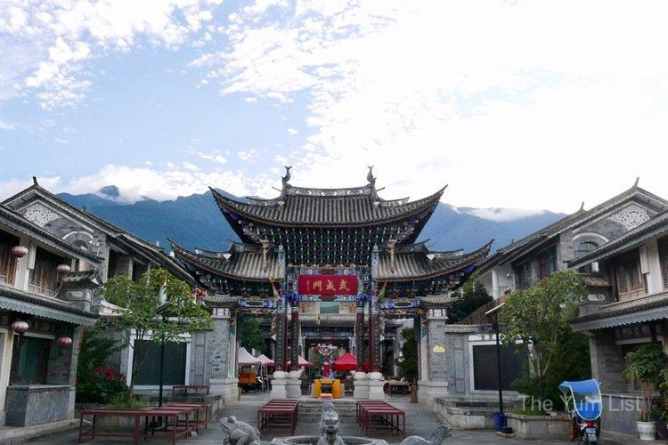 best hotels Dali Yunnan