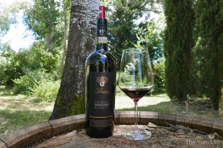Azienda Uggiana Wines Tuscany