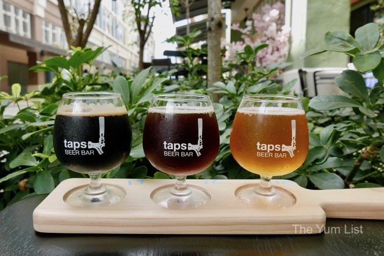 Taps Beer Bar Desa Park City
