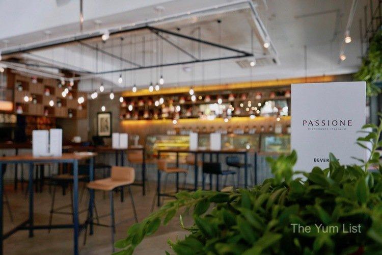 Passione Ristorante Italiano, Italian Restaurant Sri Petaling