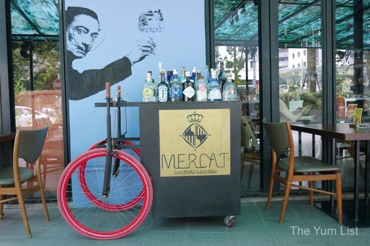 Mercat Mont Kiara Barcelona Gastro Bar KL
