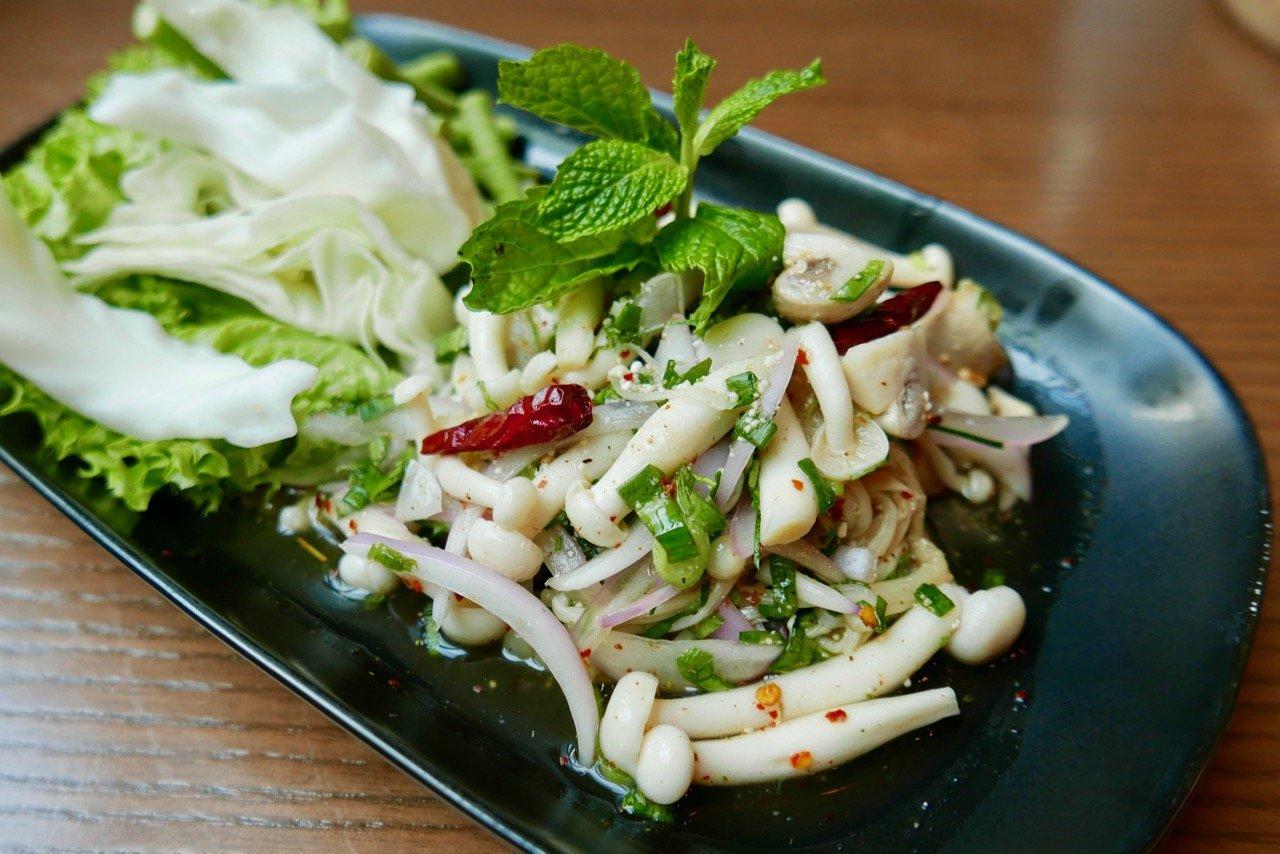 Vegetarian Thai Food Kuala Lumpur
