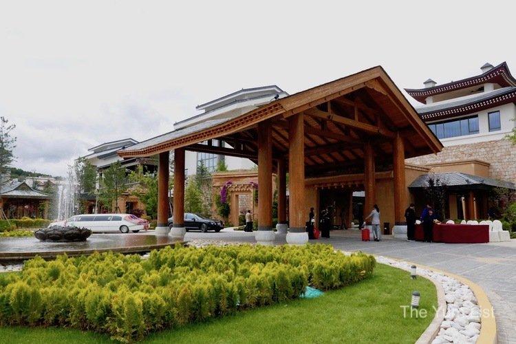 Shangri-La Resort, Shangri-La Yunnan