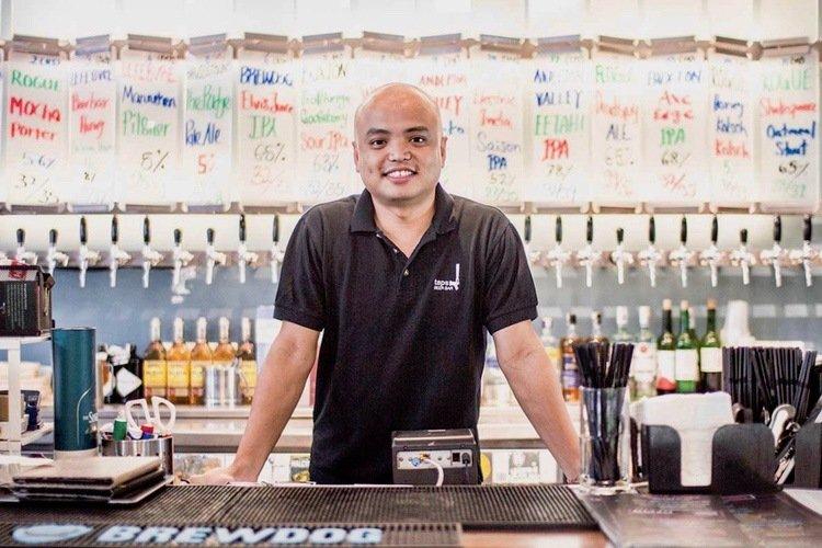 Alvin Lim Taps Beer Bar Owner