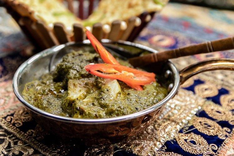 7Tnine Indian food KL