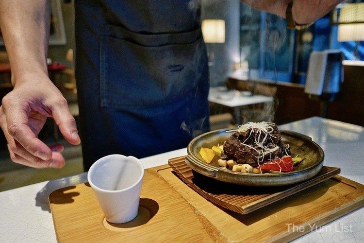 Akira Back Singapore chef