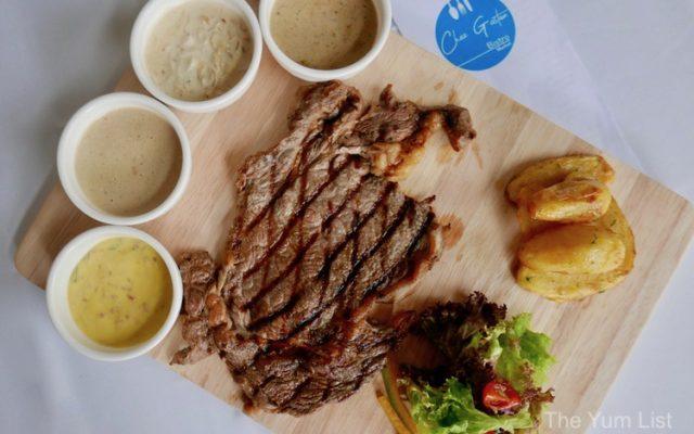 Chez Gaston Menu Bangsar French Restaurant KL