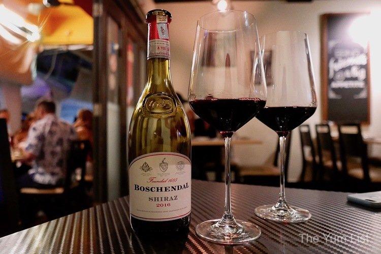 Sapore KL Boschendal Wine 9 Vines Festival