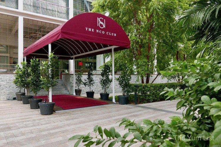The NCO Club Singapore