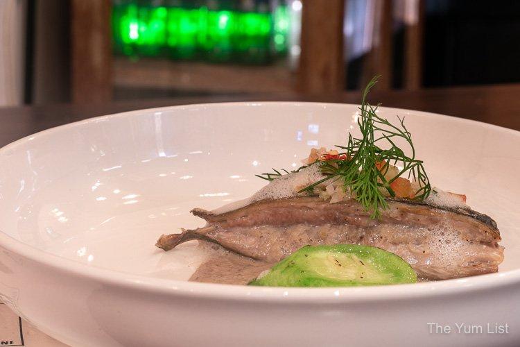 Chef's Table Asian Fusion Kompassion 2 TTDI