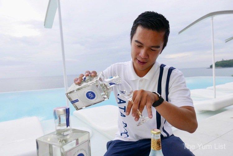 The Spirit of Kata Rocks - Gin Story – Craft Gin Thailand