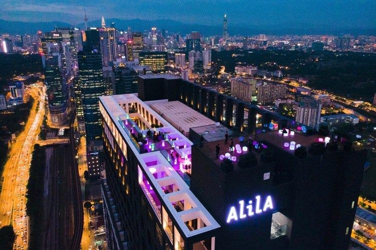 The Lido Rooftop Bar Bangsar