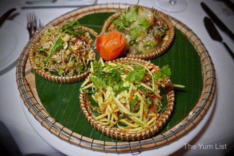 Le Parfum Restaurant, Azerai La Residence, Hue