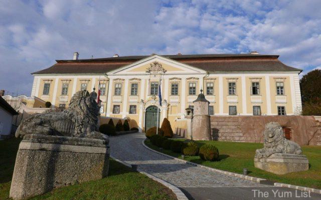 Schloss Gobelsburg Wine Vienna