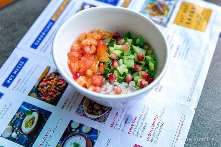 Tarma Iraqi Street Food