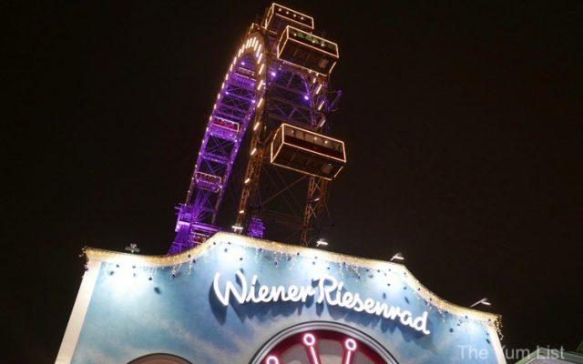 Stadtgasthaus Eisvogel, Giant Ferris Wheel Viennese Restaurant