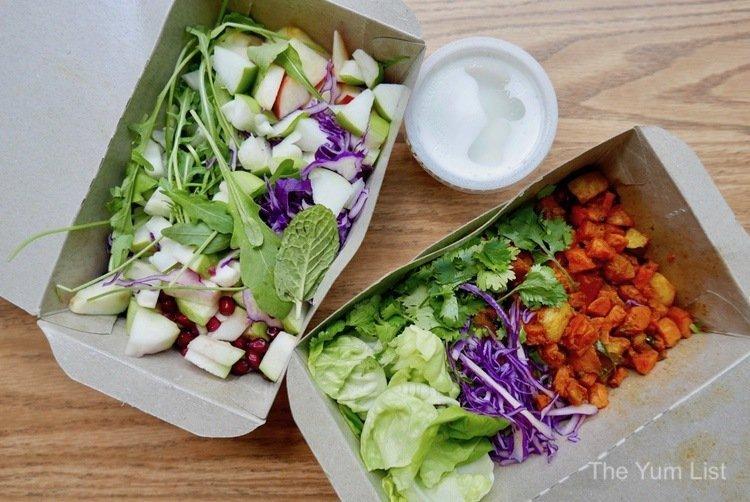plant-based food delivery Kuala Lumpur