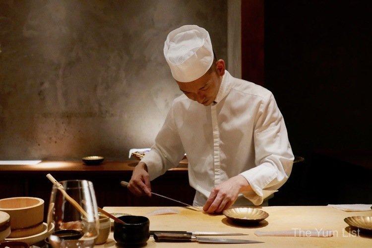Sushi Hibiki, Four Seasons Place KL