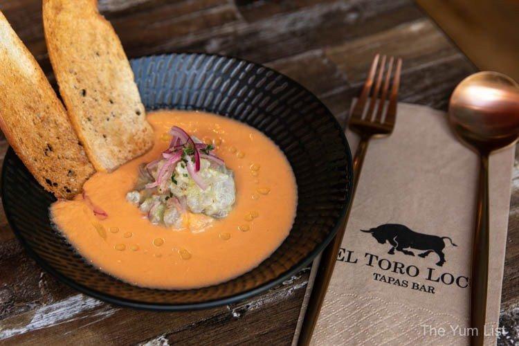 El Toro Loco KL, Spanish Tapas Bar, Frasers Place