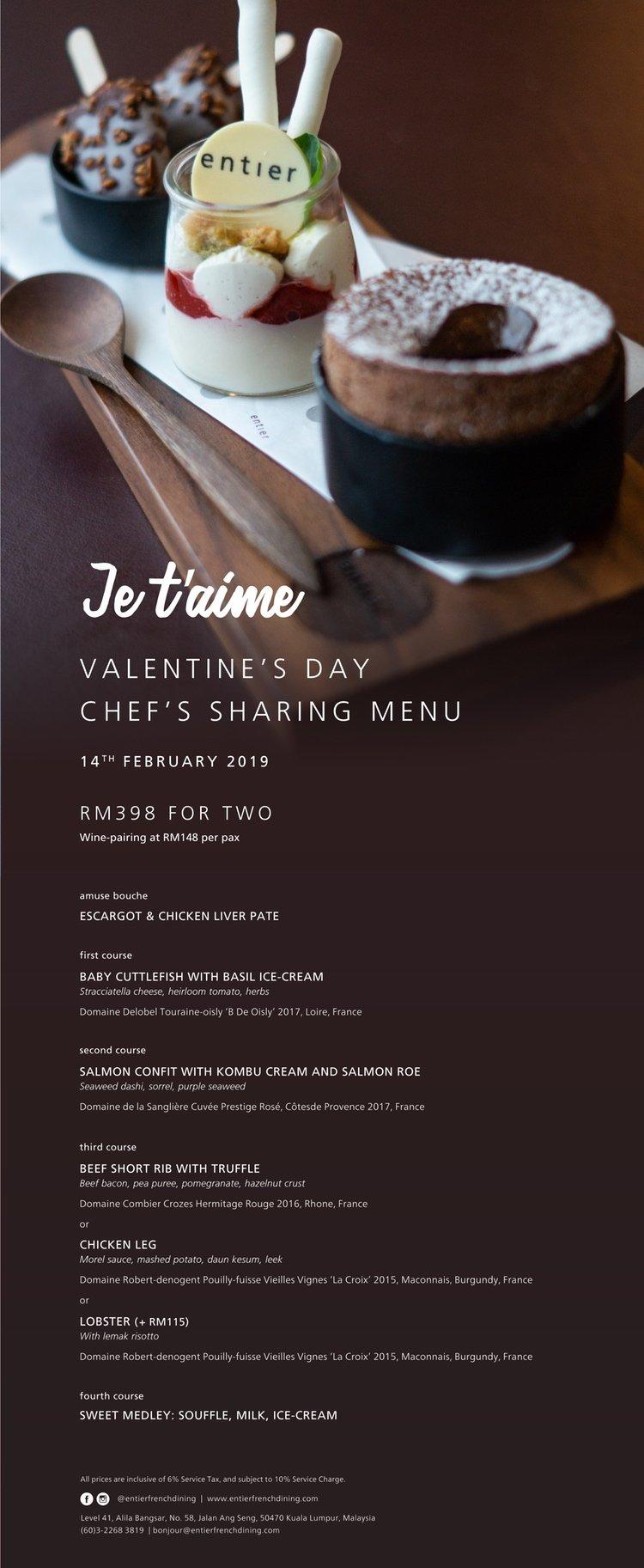 Valentine's Day 2019, Kuala Lumpur