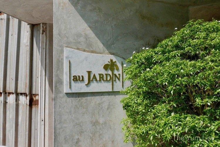 Au Jardin Penang, Modern European Fare