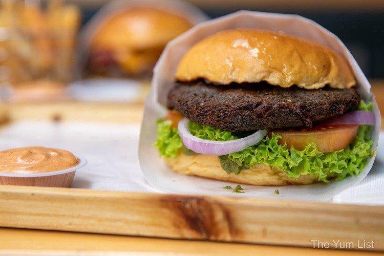 Burger on 16 Bukit Bintang
