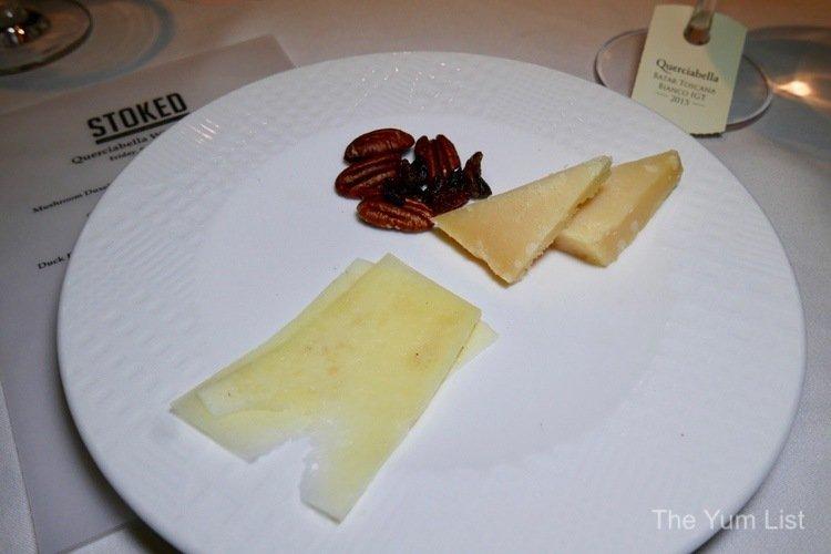 Querciabella Wine Dinner, Stoked KL