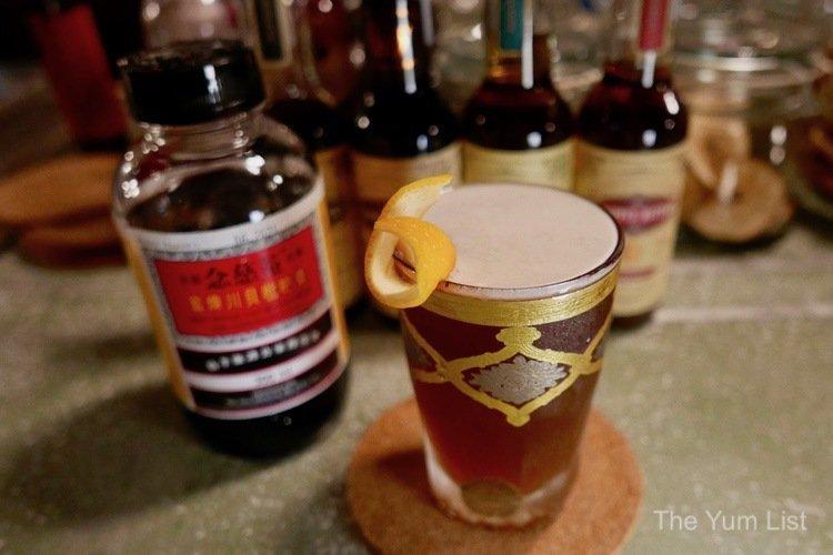 craft cocktail KL